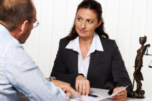 a client consult with a lawyer about the FMLA harassment he endures at his workplace