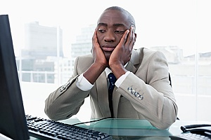 an employee who was gaslighted and has lost motivation to work