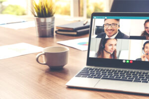 employees treatment of each other is fair as they use video call to communicate